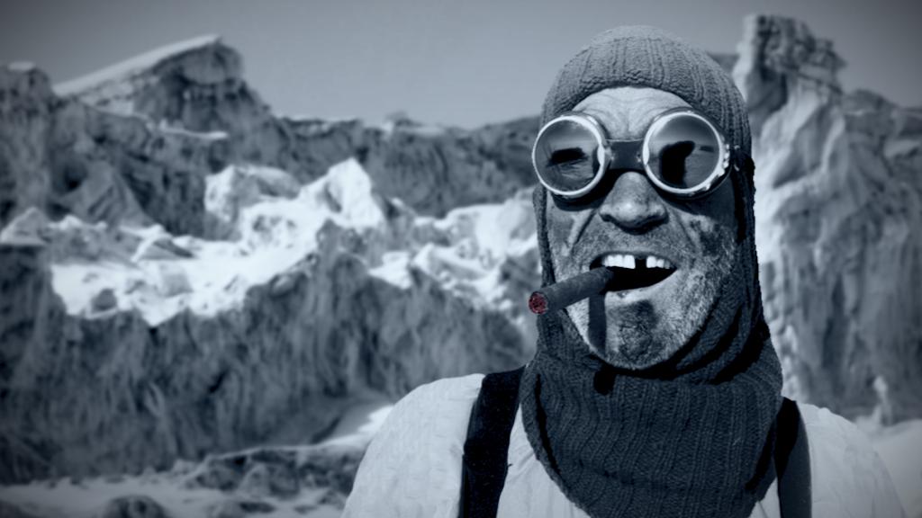 Ein Besuch beim Gletschervater project video thumbnail