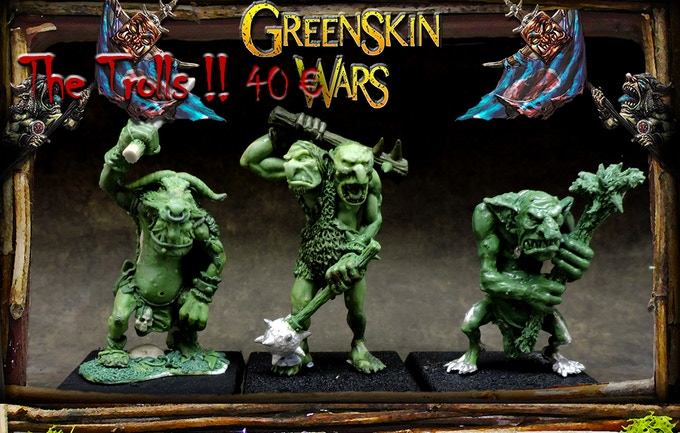 The Trolls !!