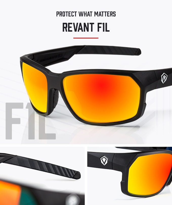 Performance Sunglasses Built To Last And Backed For Life By Revant