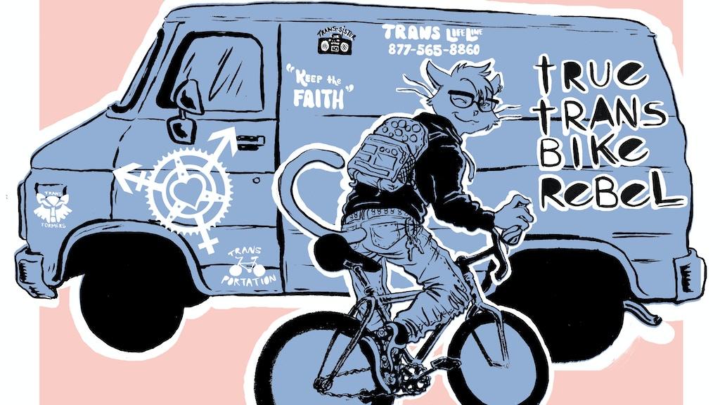 True Trans Bike Rebel: Taking the Lane #15 project video thumbnail