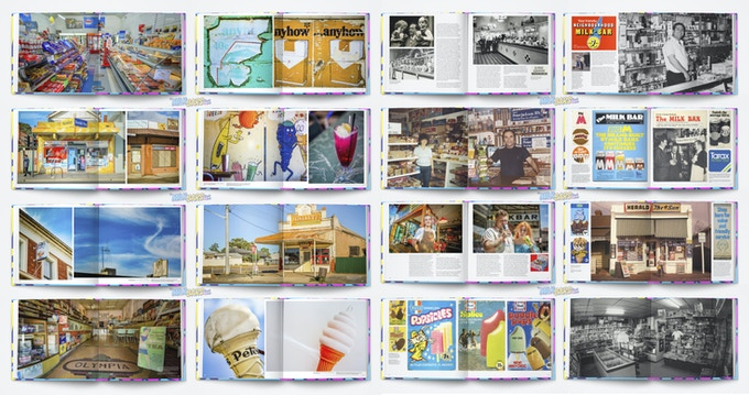 MILK BARS By Eamon Donnelly. Milkshakes, Memories & Mixed Lollies. Documenting the last of Australia's Corner Stores.