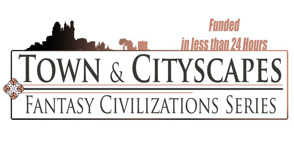 Town & Cityscapes : Fantasy Civilization Series for RPGs project video thumbnail