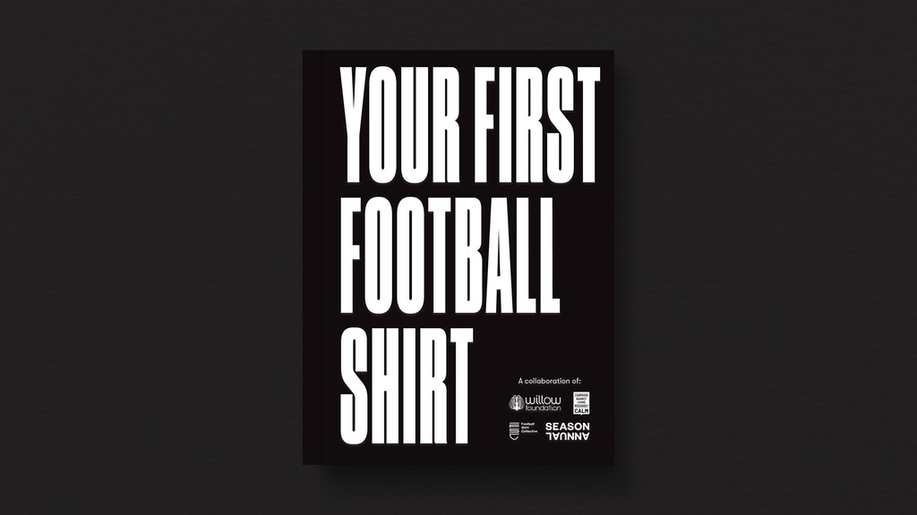 Your First Football Shirt by Football Shirt Collective project video thumbnail