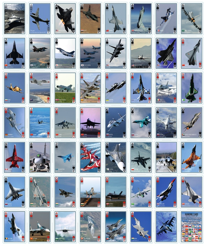 Modern Aircraft (High Resolution) Click to Zoom