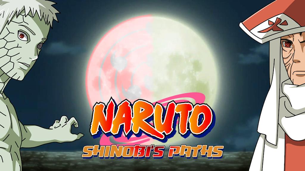 Project image for Naruto: Shinobi's Paths (Visual Novel) (Canceled)