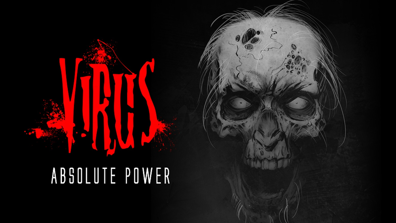 Third chapter of the zombie miniseries Virus. A raw black and white apocalyptic zombieseries laced with a touch of magic.