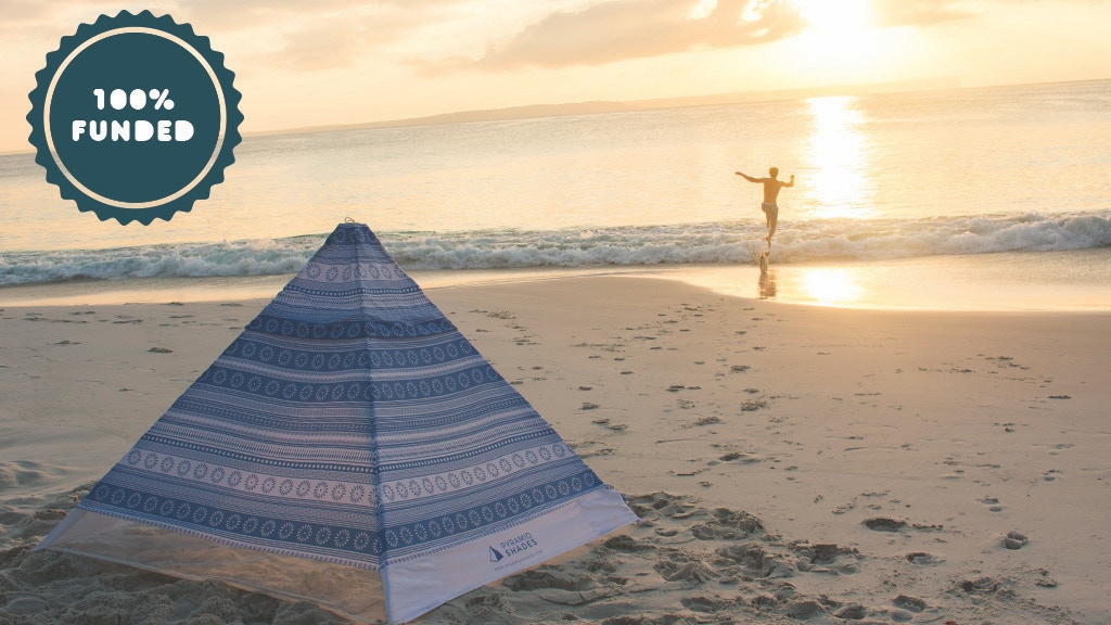 Pyramid Shades | The NEXT GENERATION Sunshade! project video thumbnail