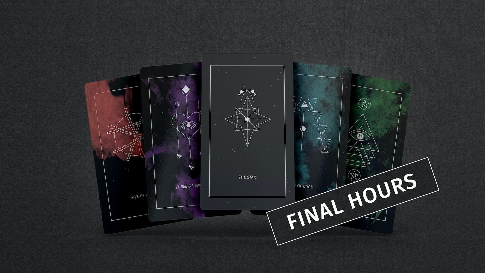 Synesthesia Tarot Deck by Jana Walker — Kickstarter