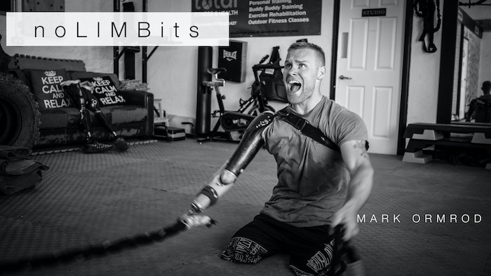 Mark Ormrod, former Royal Marines Commando and the first British triple amputee from the conflict in Afghanistan tells his full story.