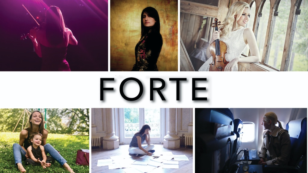 Forte - a documentary feature film project video thumbnail