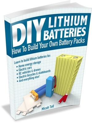 Diy li ion battery building kit make your own 18650 packs by micah the best resource to teach you how to build custom diy lithium ion batteries is micah tolls 1 bestseller diy lithium batteries available on amazon in solutioingenieria Choice Image