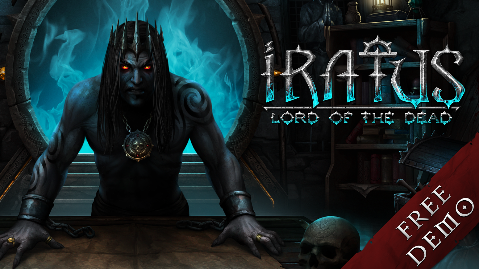 Iratus: Lord of the Dead - A Dark Tactical RPG by Unfrozen