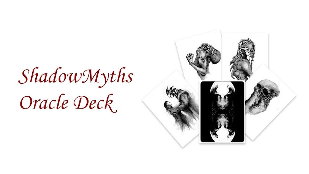 ShadowMyths Oracle Deck project video thumbnail