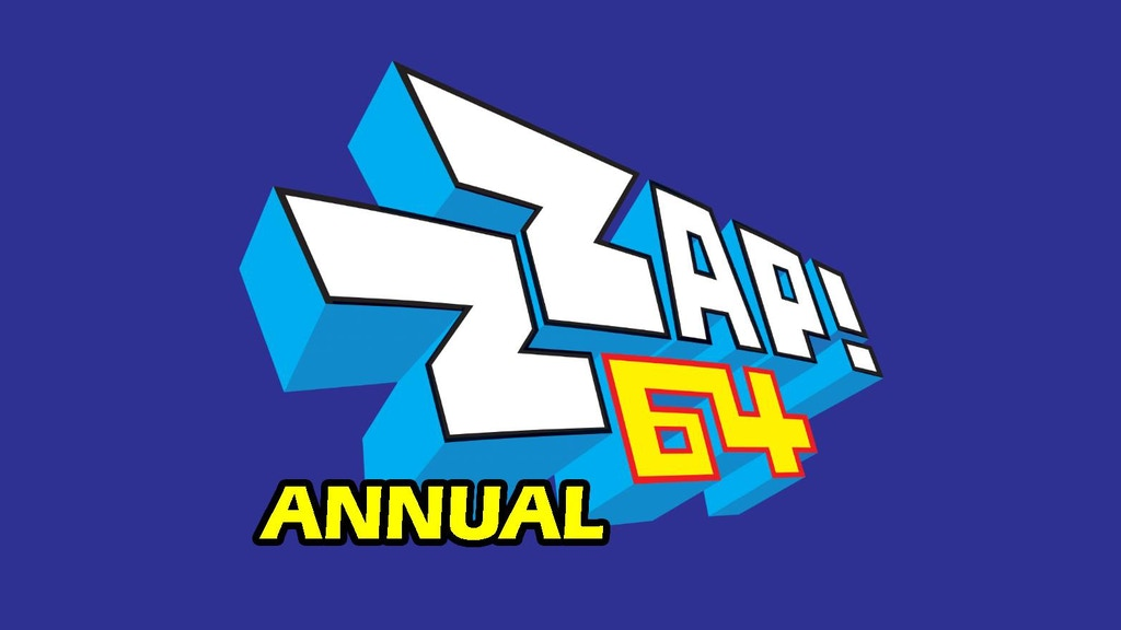 ZZap! 64 Annual 2019 - the next chapter project video thumbnail