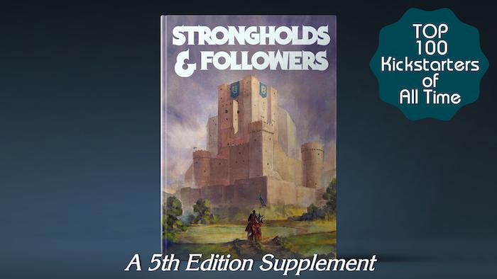 Strongholds & Streaming by Matt Colville — Kickstarter