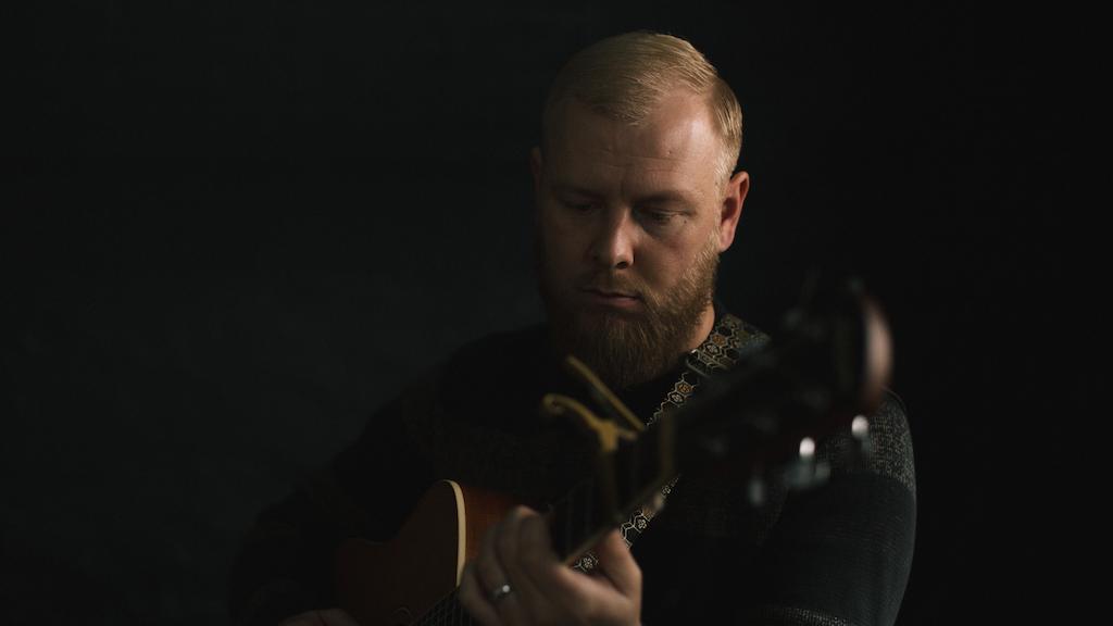 Joel Ansett records a second full-length album project video thumbnail