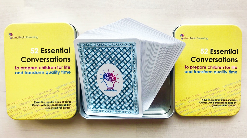 52 Essential Conversations - A Game on Life project video thumbnail