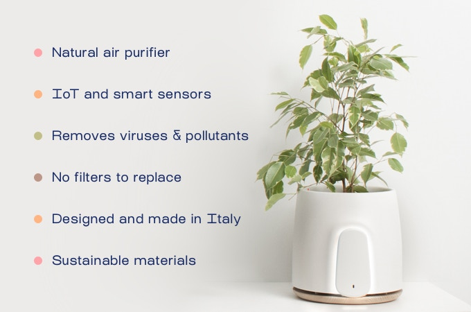 Natede Works With Its Dedicated That Allows Users To Monitor Air Pollutants And Control The Flow In Their E Real Time