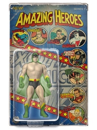 Green Turtle Action Figure