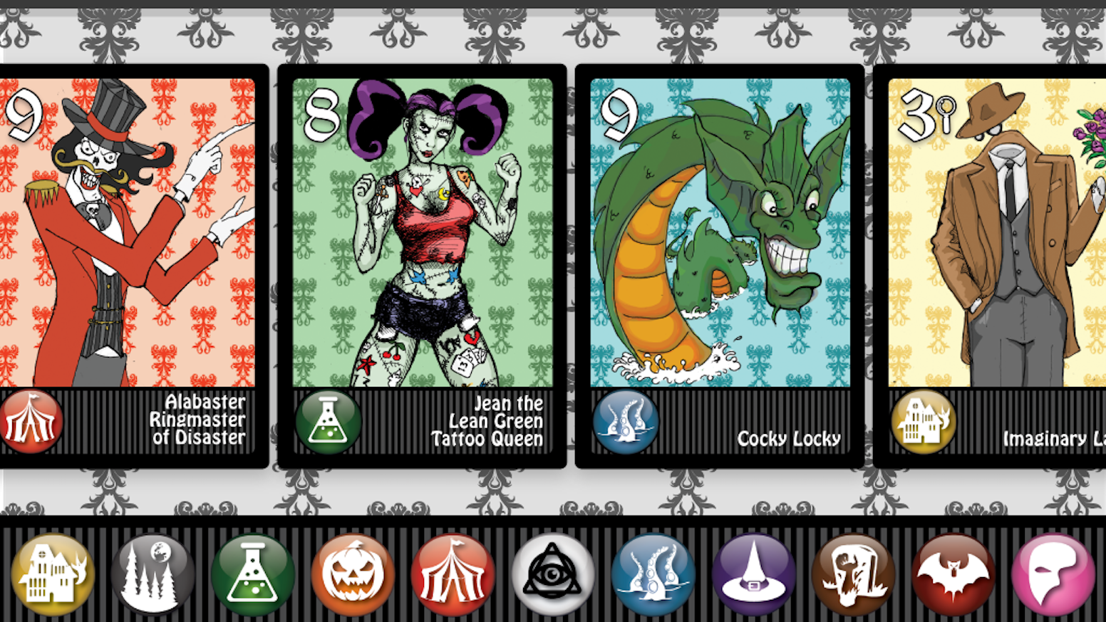 Monster Card Blvd By Charley Abrams Kickstarter