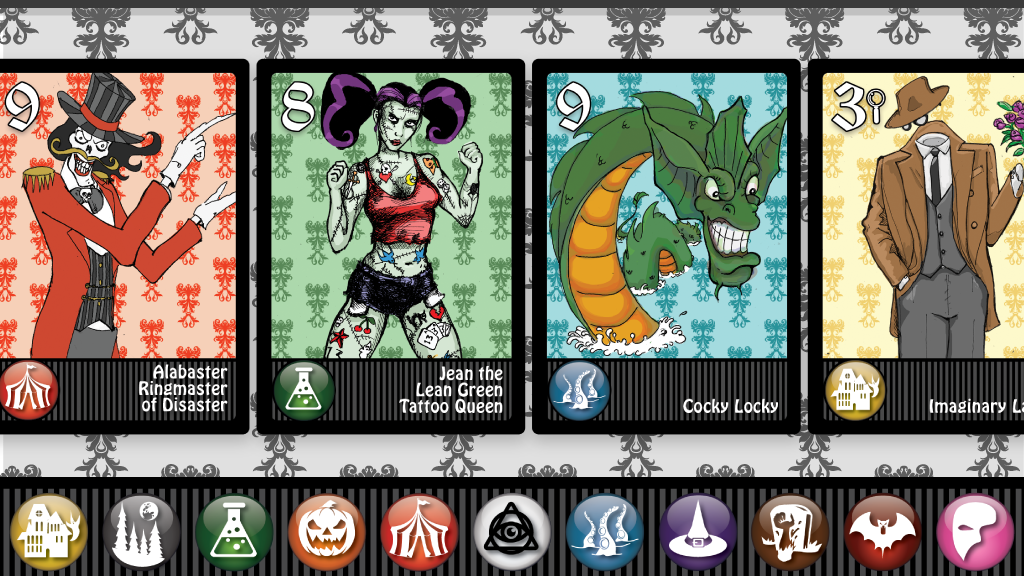 Monster Card Blvd. project video thumbnail