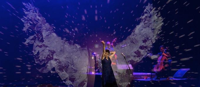 Teatro de la Ciudad Esperanza Iris, CDMX (Foto: Maritza Ríos)