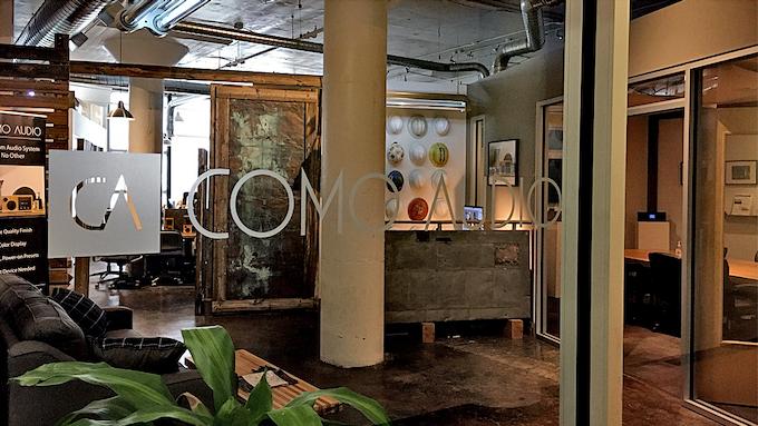 Como Audio – Boston Office