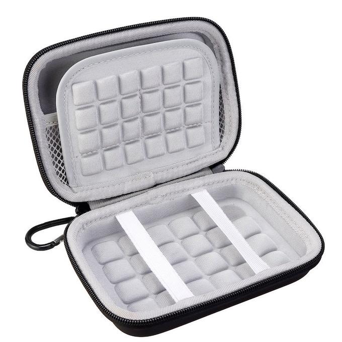 Soft Shell Case (Interior)