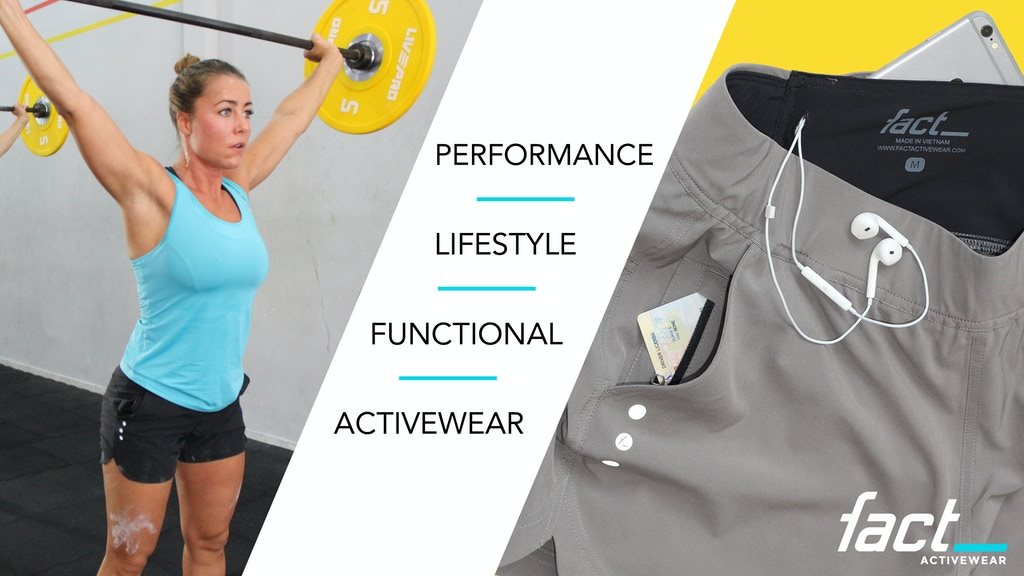Functional Apparel Catered To Your Active Lifestyle | Fact_