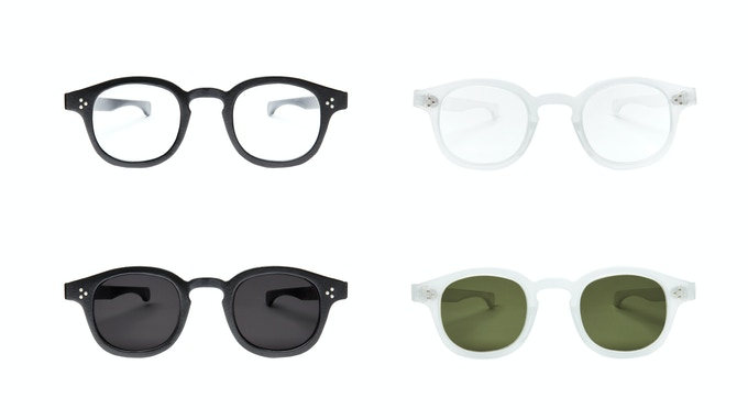 36e08dcc75fa Every purchase includes a plano or prescription single-vision polycarbonate  lens or CR-39 tinted sun lens or readers.