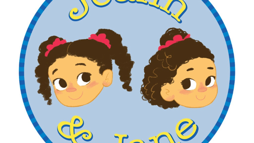 Joann and Jane: Who Made This Mess? A Children's Book project video thumbnail