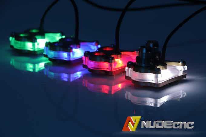 Possibile LED options ( plus yellow)