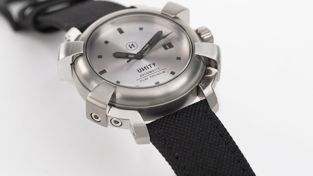 """Pure Titanium"" watch: The re-edition project video thumbnail"