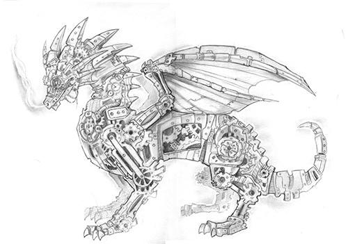 Dragon Loot by Jessica Feinberg — Kickstarter