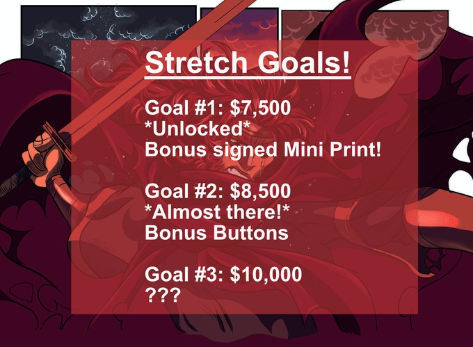 Campaign Stretch Goals!