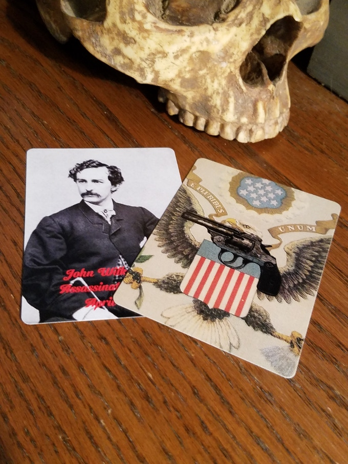 Assassin Cards