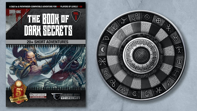 THE BOOK OF DARK SECRETS - Volume 1 - The 20 Sigils of Power