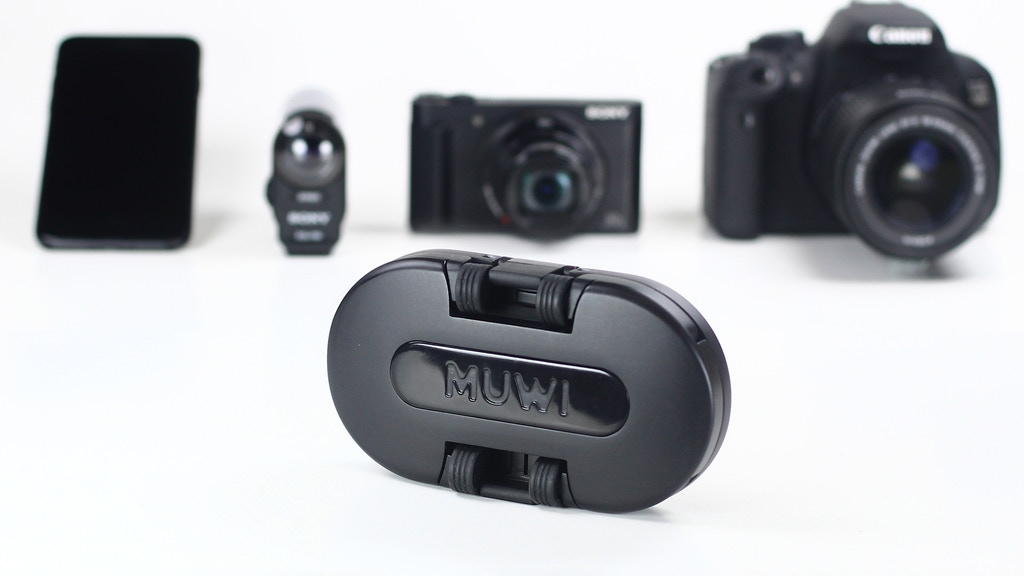 MUWI: Capture cinematic videos anywhere and at anytime! project video thumbnail