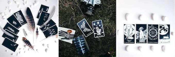 images by Olga Andreeva (L & R), Yulia Volchoks (C)