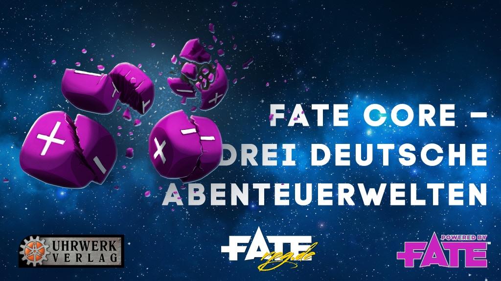Fate Core – Drei deutsche Abenteuerwelten project video thumbnail
