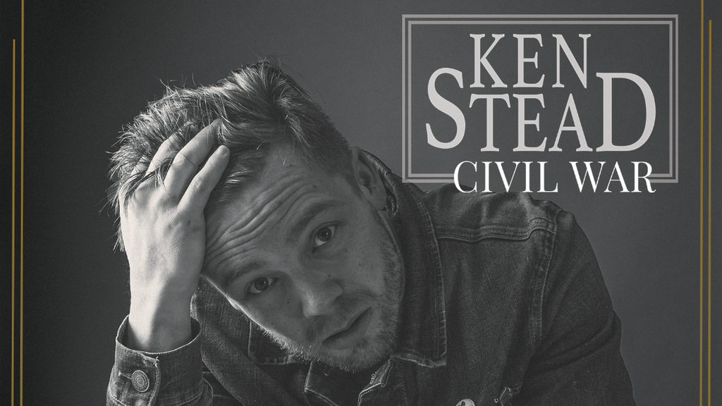 "Ken Stead's Album ""Civil War"" International Release project video thumbnail"