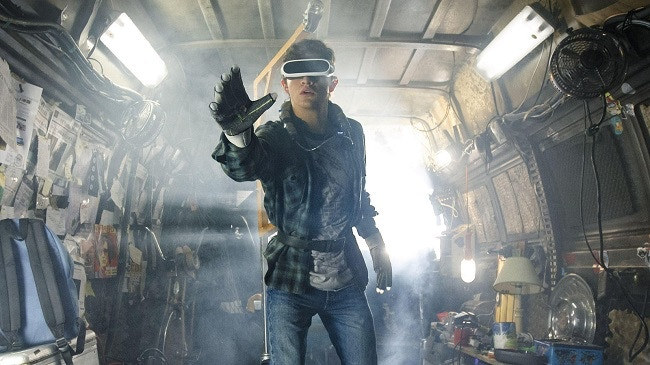 READY PLAYER ONE, exemplifying the virtual worlds of LitRPG