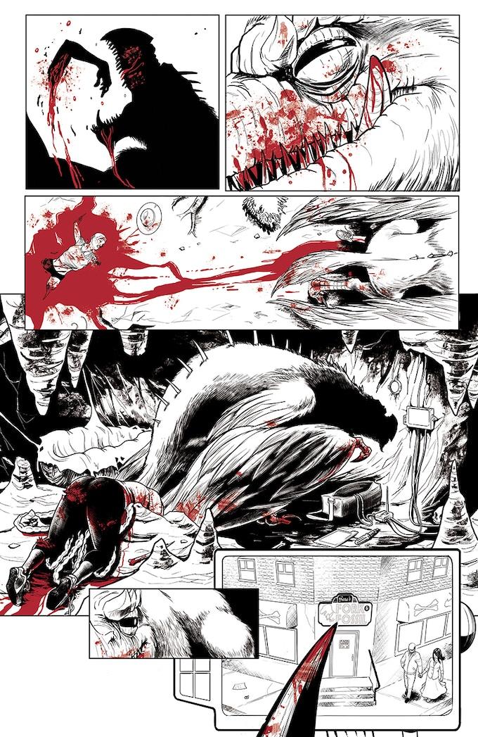 VORACIOUS: Appetite For Destruction #1 page 17