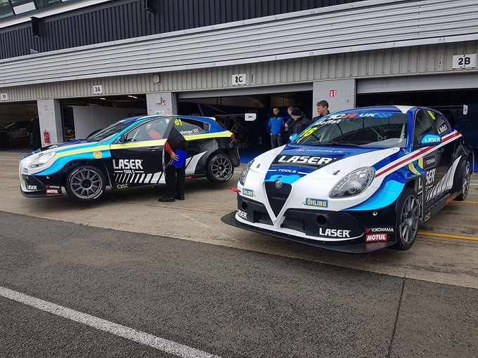 Laser Tools Racing Team - TCR UK