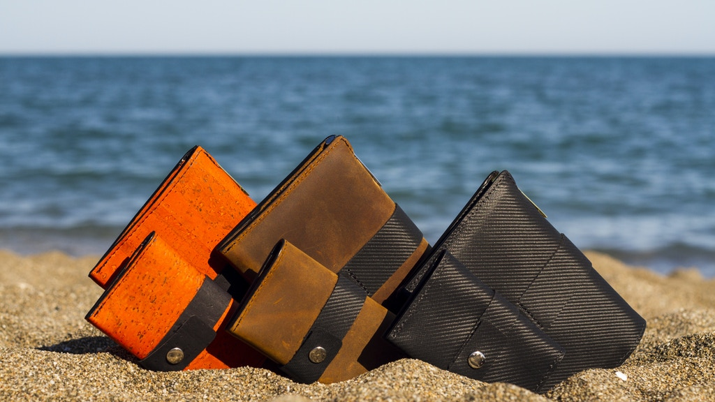The World's Most Customisable Travel Wallets by Vanacci project video thumbnail