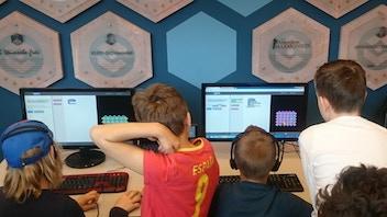 Code it! - Spielend Programmieren lernen