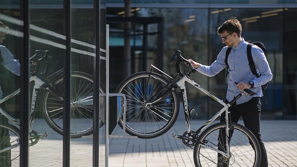 PARKIS - effortless bike storage solution project video thumbnail