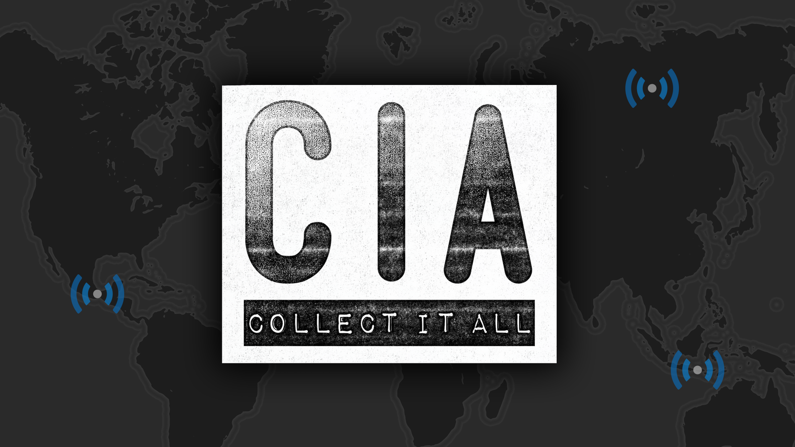 A competitive card game based on the CIA's declassified training game: Collection Deck.
