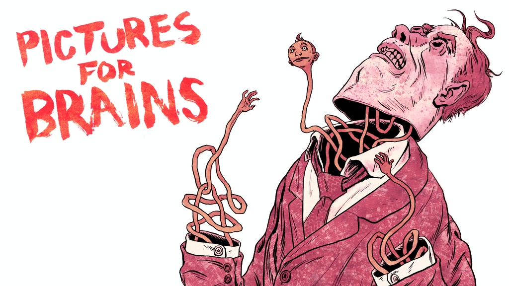 Pictures for Brains: An Art Book by Ben Jelter project video thumbnail