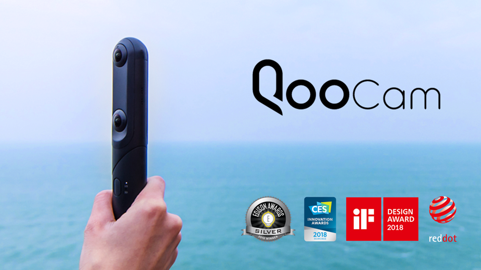 QooCam can shoot 4k 360° VR & 3D 180° video and photo. Featured Refocus, Shake-free, 120FPS, Time-lapse, Live Streaming, And App Editor